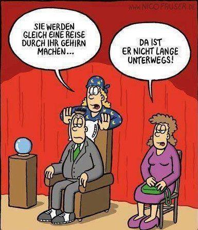 Pin von Tessa auf Witze & C.O. | Lustige cartoons, Lustig