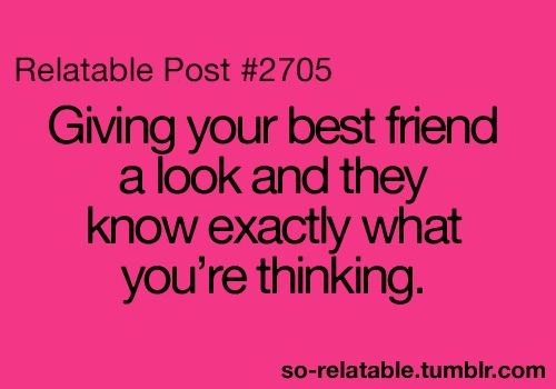 Two Minds Think Alike Teenager Quotes Relatable Post Funny Quotes