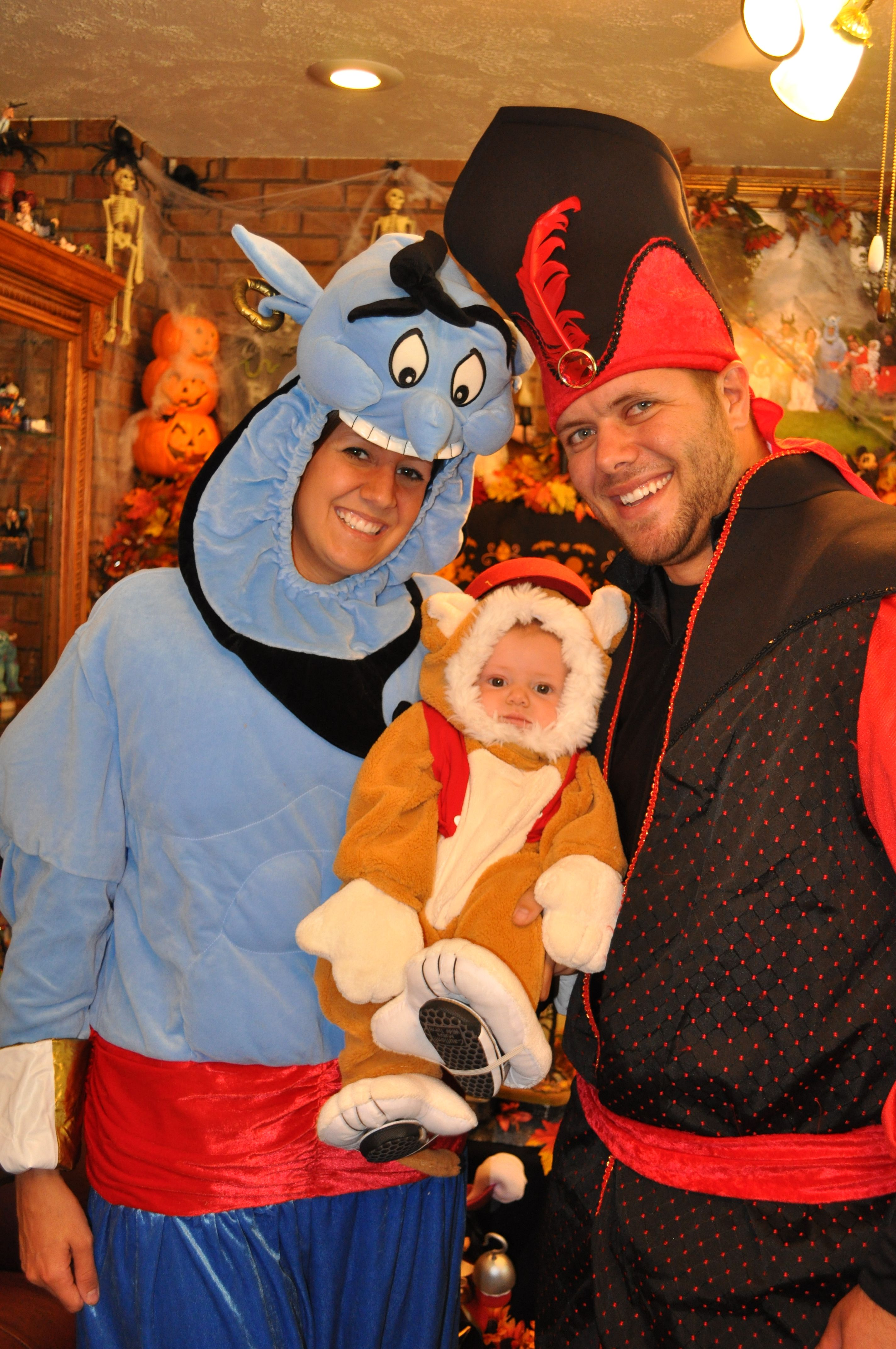 Disney Aladdin Genie Abu And Jafar Costumes Wwwmydisneylove