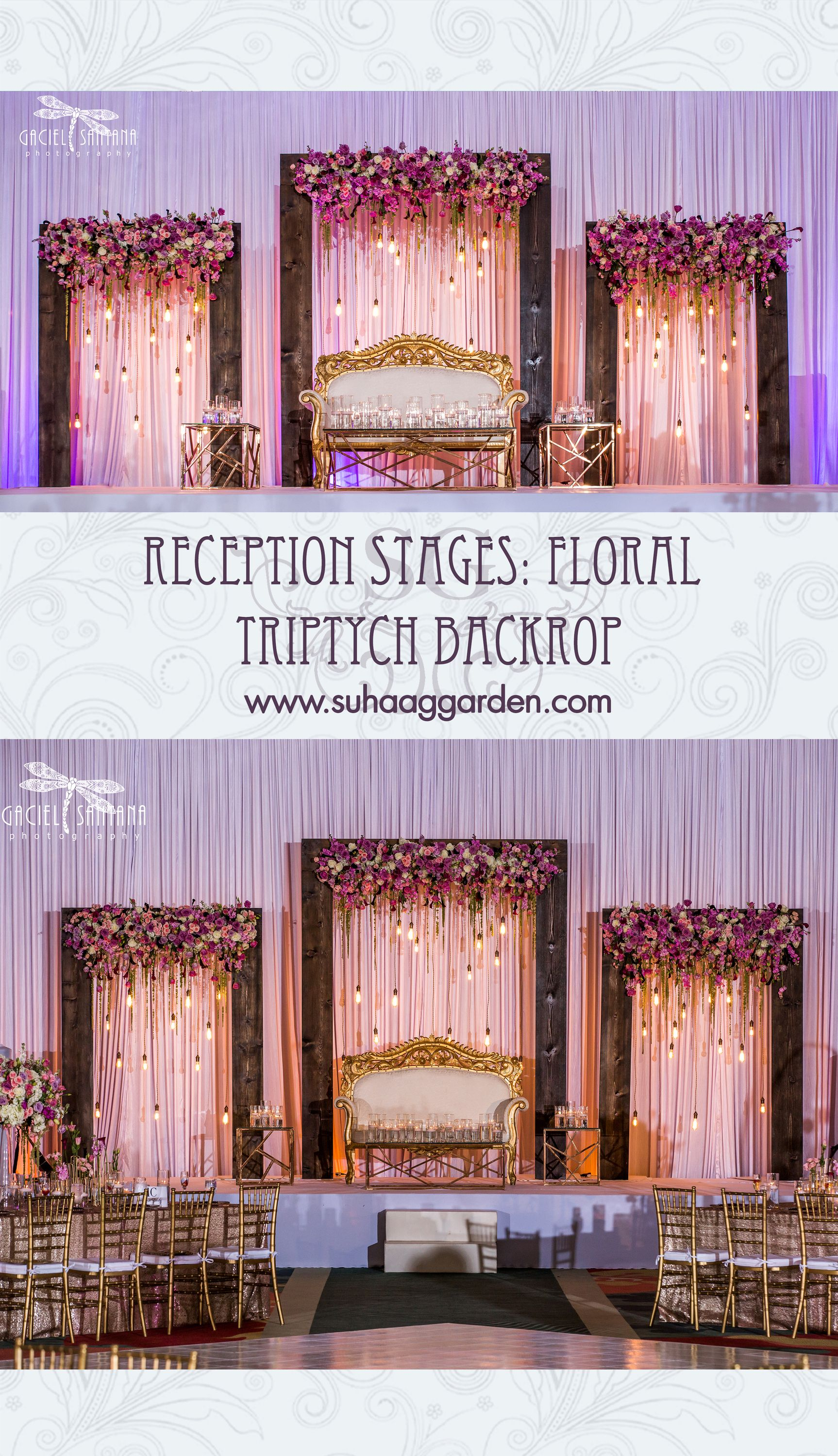 Backdrop For Indian Wedding