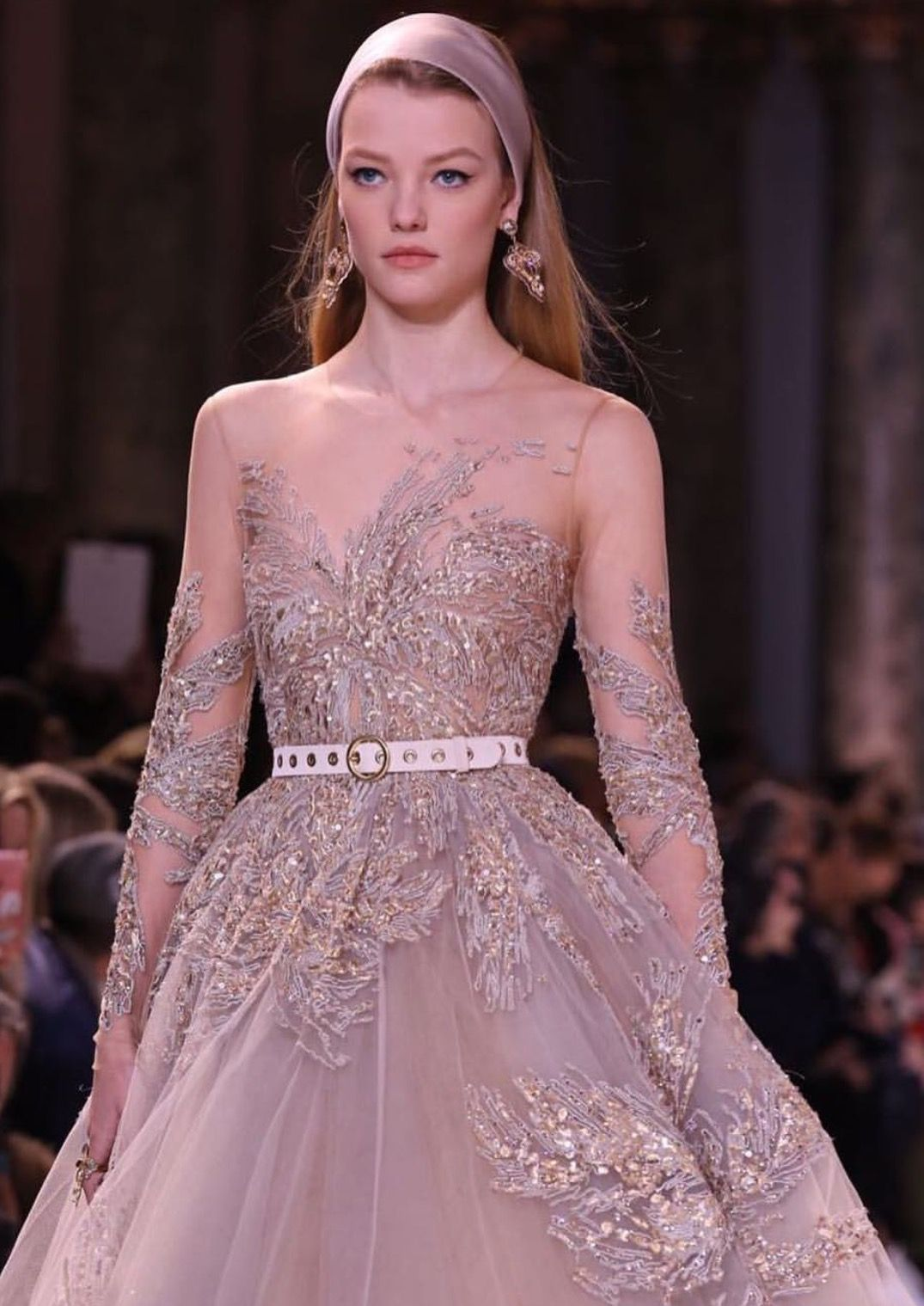 Pin by Liza Dinata on DETAIL ELIE SAAB | Pinterest | Fashion details ...