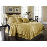 Found it at Wayfair - King Charles Matelasse Coverlet Collection