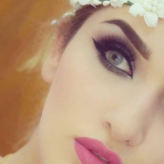 Pin By ﭼﯠڪليتة On اناقة Lovely Eyes Stylish Girl