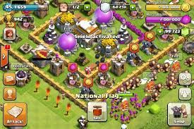 hack clash of clans game download