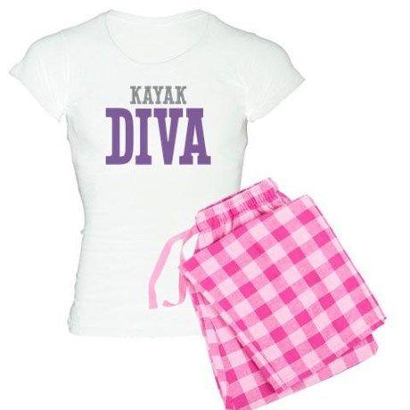 Kayak DIVA Pajamas on CafePress.com