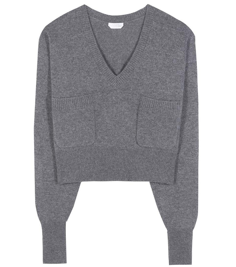 mytheresa.com - Cashmere knitted sweater - Luxury Fashion for ...