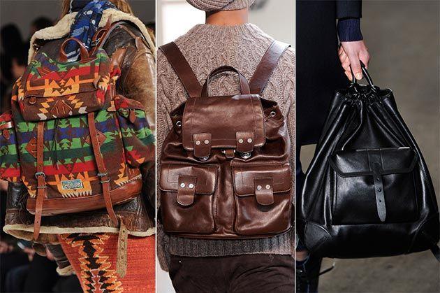edaddc079d883 Fall/ Winter 2014-2015 Handbag Trends: Haversack Bags #bags #bagtrends  #trends