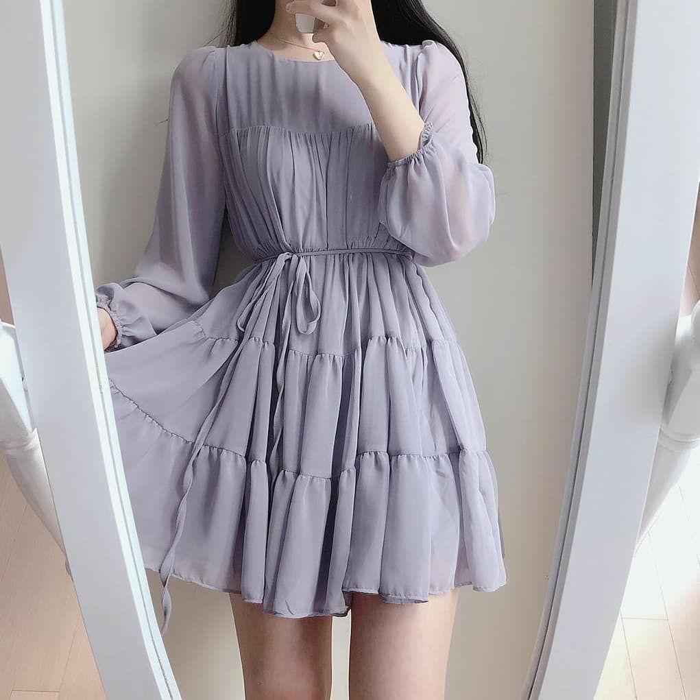 Woman Casual Wear Ideas Stylish Christmas 2021 Cute Korean Amazon Tiktok School Korean Fashion Dress Outfits Fashion Outfits