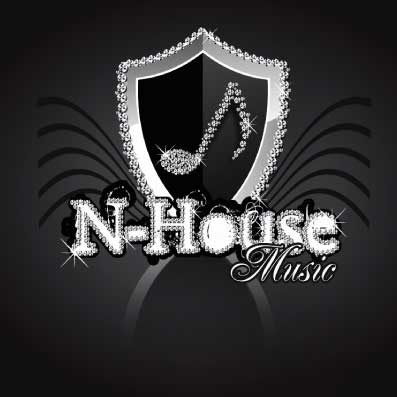 Bling bling hip hop logo design for n house music by - How to get diamonds on design home ...