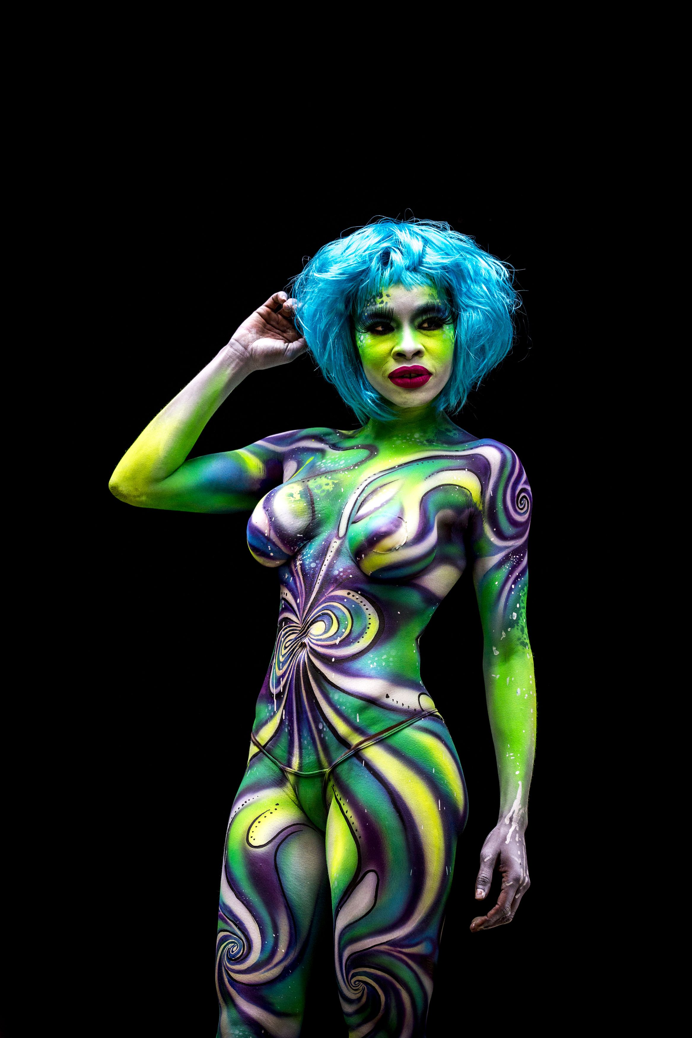 World Bodypainting Festival 2014 | Body painting and Body paint