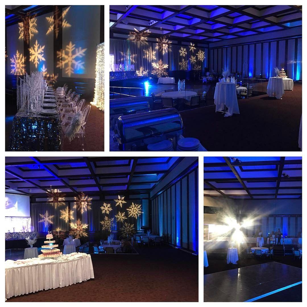 Holiday Event Lighting and Decor