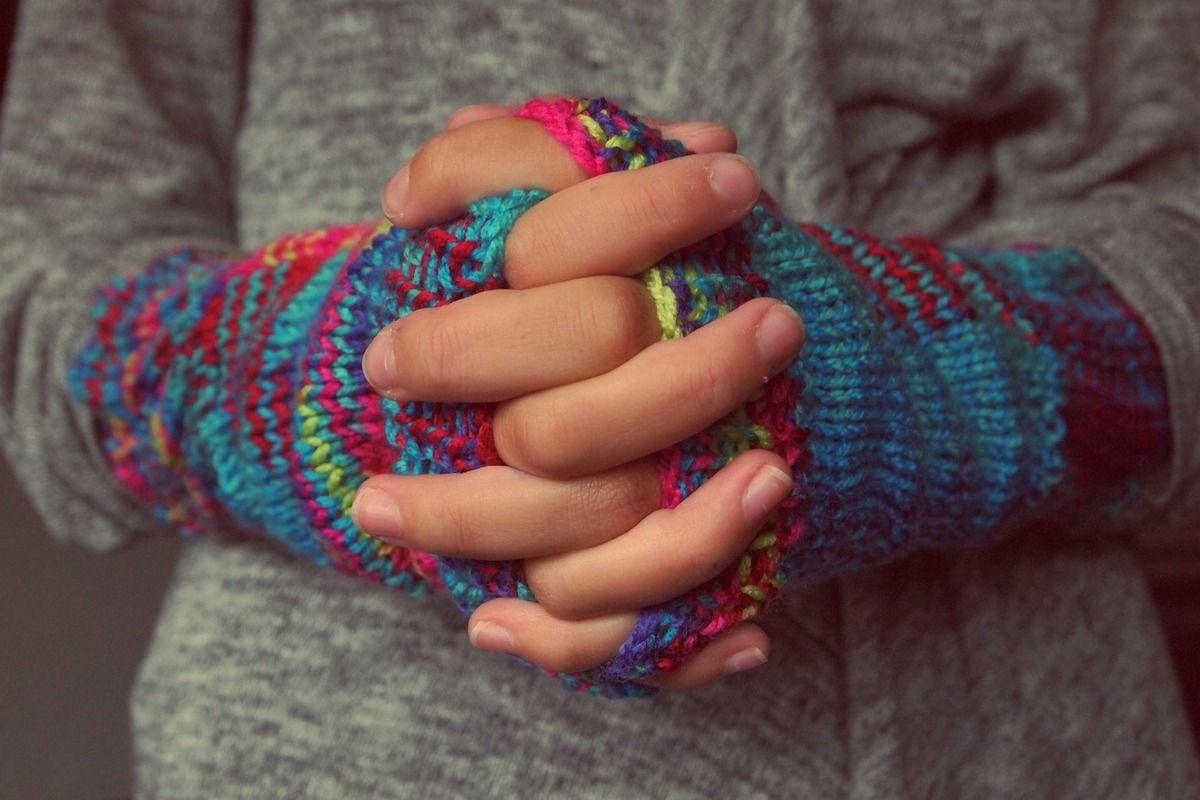 Las causa de las manos frías - Limpieza energetica, Pies..