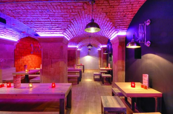 The Corinthian Club In Glasgow