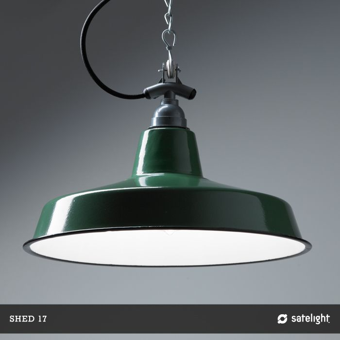 Industry large pendant light shed 17