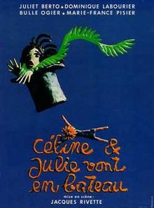 Download Celine and Julie Go Boating Full-Movie Free