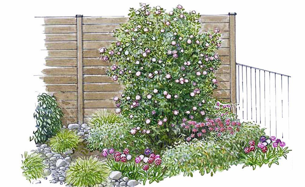 Einen Vorgarten einladend gestalten