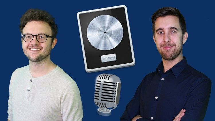 [Udemy 100 Off]Music Production in Logic Pro X