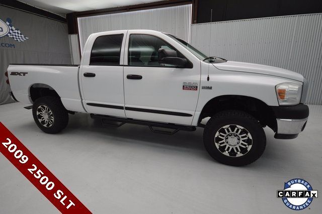 2009_Dodge_Ram 2500_SLT_ San Antonio TX Trucks for sale