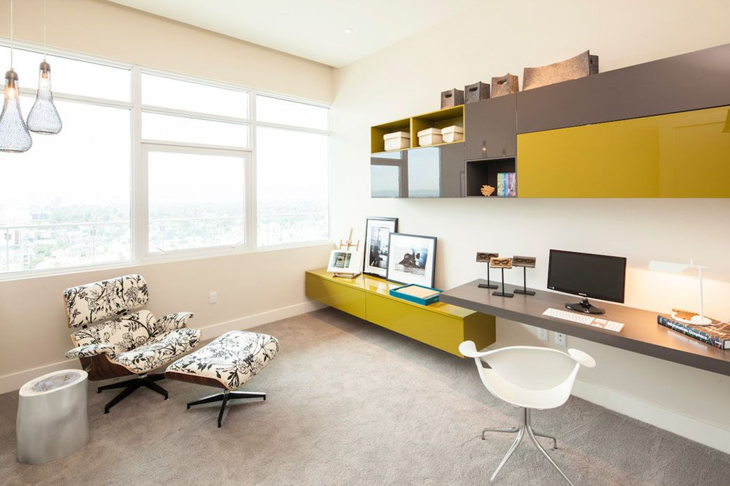 Luxueux et spacieux appartement moderne avec imprenable vue sur