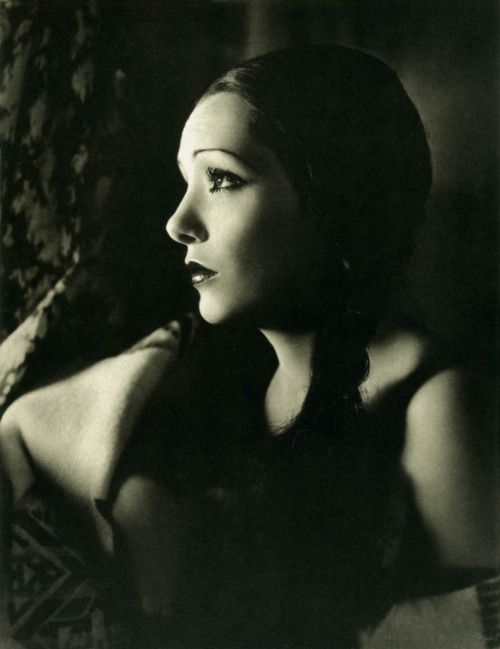 Clarence Sinclair Bull . Portrait of Lupe Velez for The squaw man directed by Cecil B. DeMille 1931