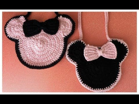 Patrigurumis: 🐭MINNIE MOUSE🐭 - CROCHET - DISNEY🐭🐭 | 360x480