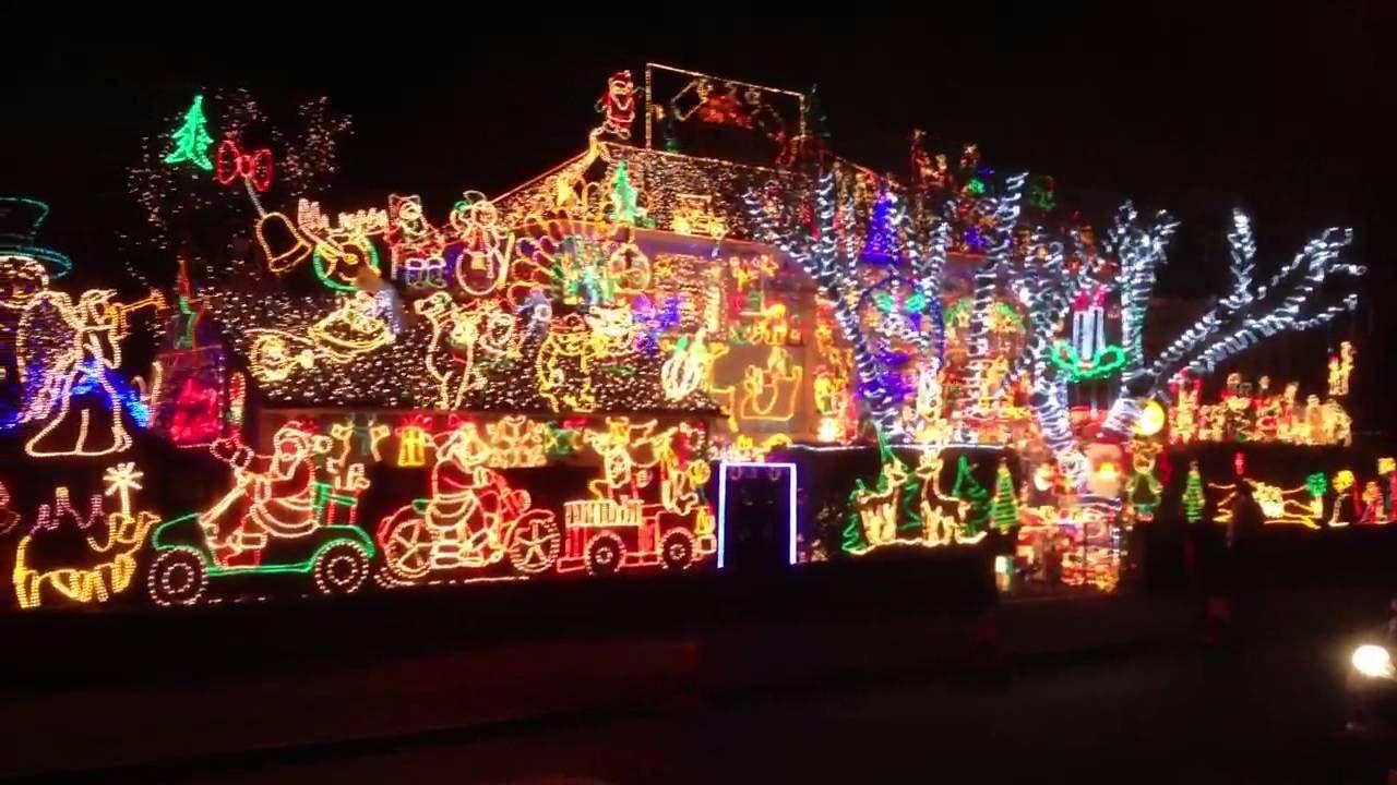 Christmas Lights On Houses.Christmas Lights On Houses Google Search Light It Up