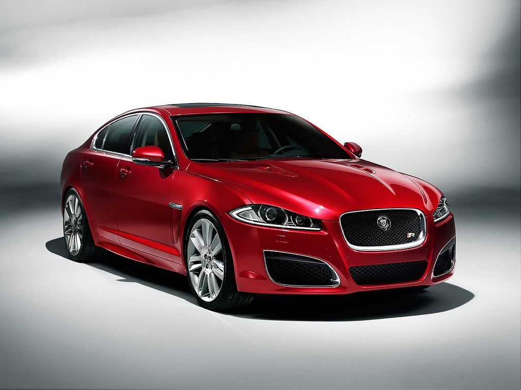 New jaguar xfr 2012 luxury sports car