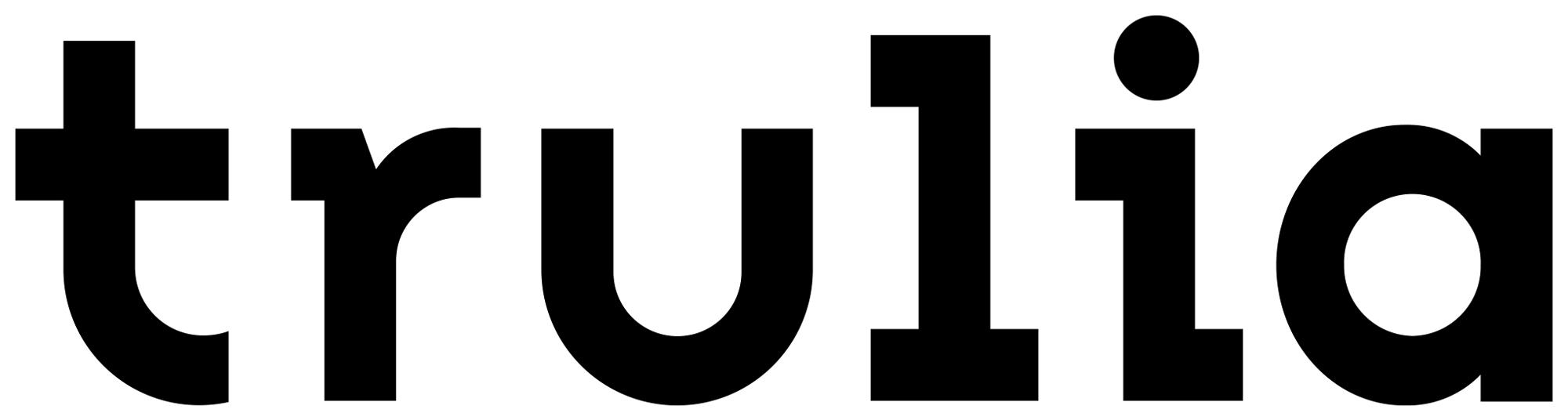 Brand New New Logo And Identity For Trulia By Design Studio Identity Logo Marker Icon Gomez Palacio