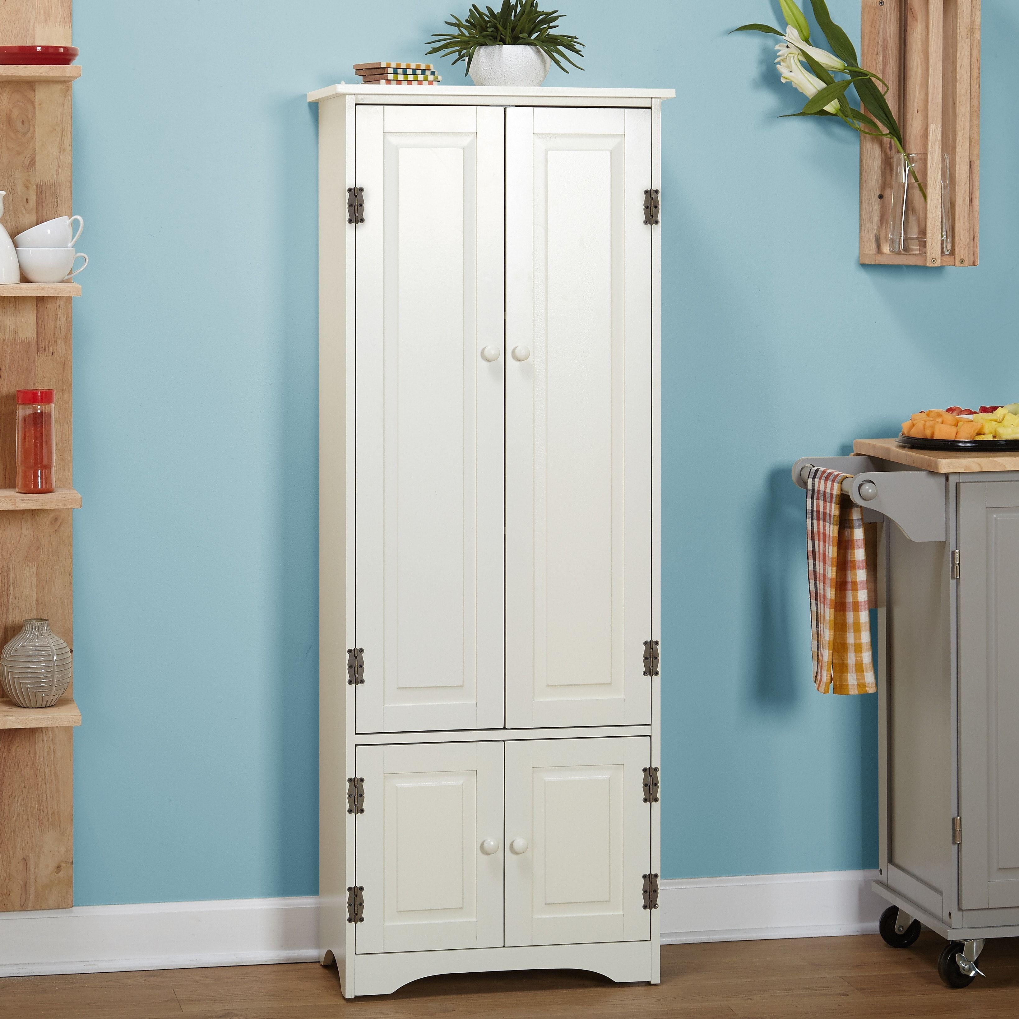 Best Simple Living Extra Tall Cabinet With Images Tall 400 x 300