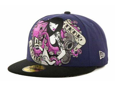 Tokidoki Octopus Girl 59FIFTY Cap Nba Hats 50a064de2498