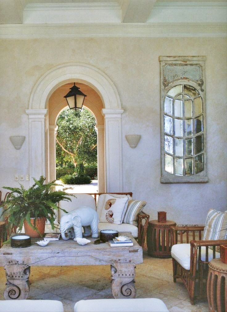 20 Modern Colonial Interior Decorating Ideas Inspired By Beautiful Colonial Homes: Bunny Williams, Interior, British Colonial Style