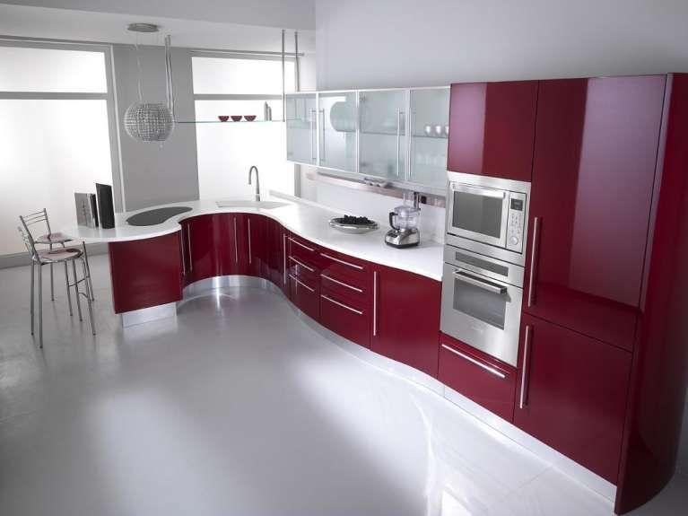 Cucine di lusso moderne | Cucine | Pinterest