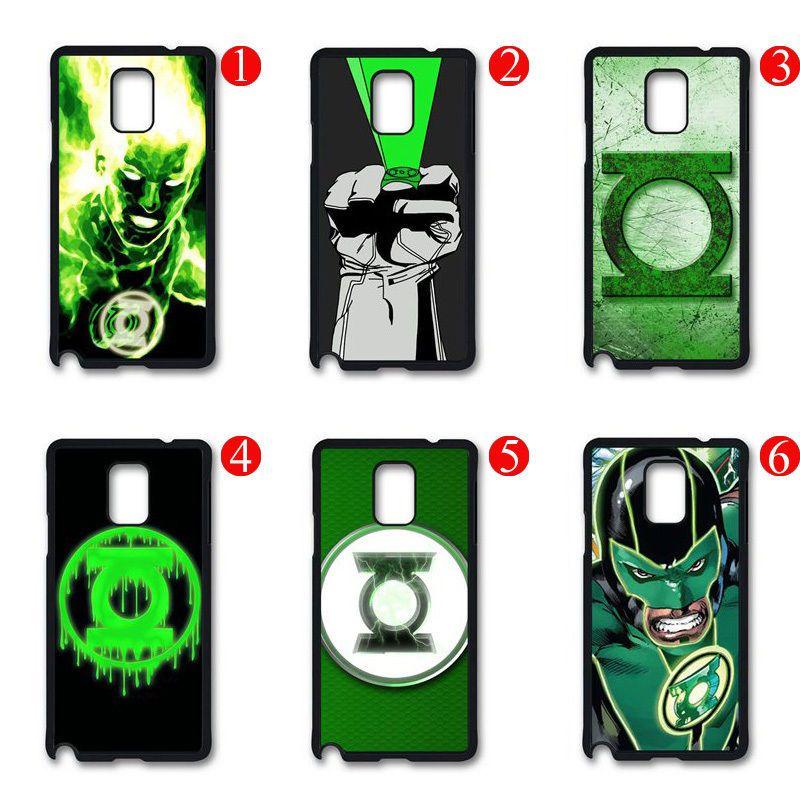 premium selection 55102 75ceb Green Lantern Comic Logo Case for Samsung Galaxy S4 S5 S6 Edge Note ...