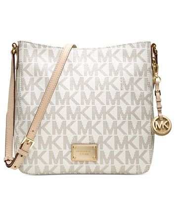 216898b8ab ... MICHAEL Michael Kors Jet Set Travel Large Messenger Bag macys.com ...