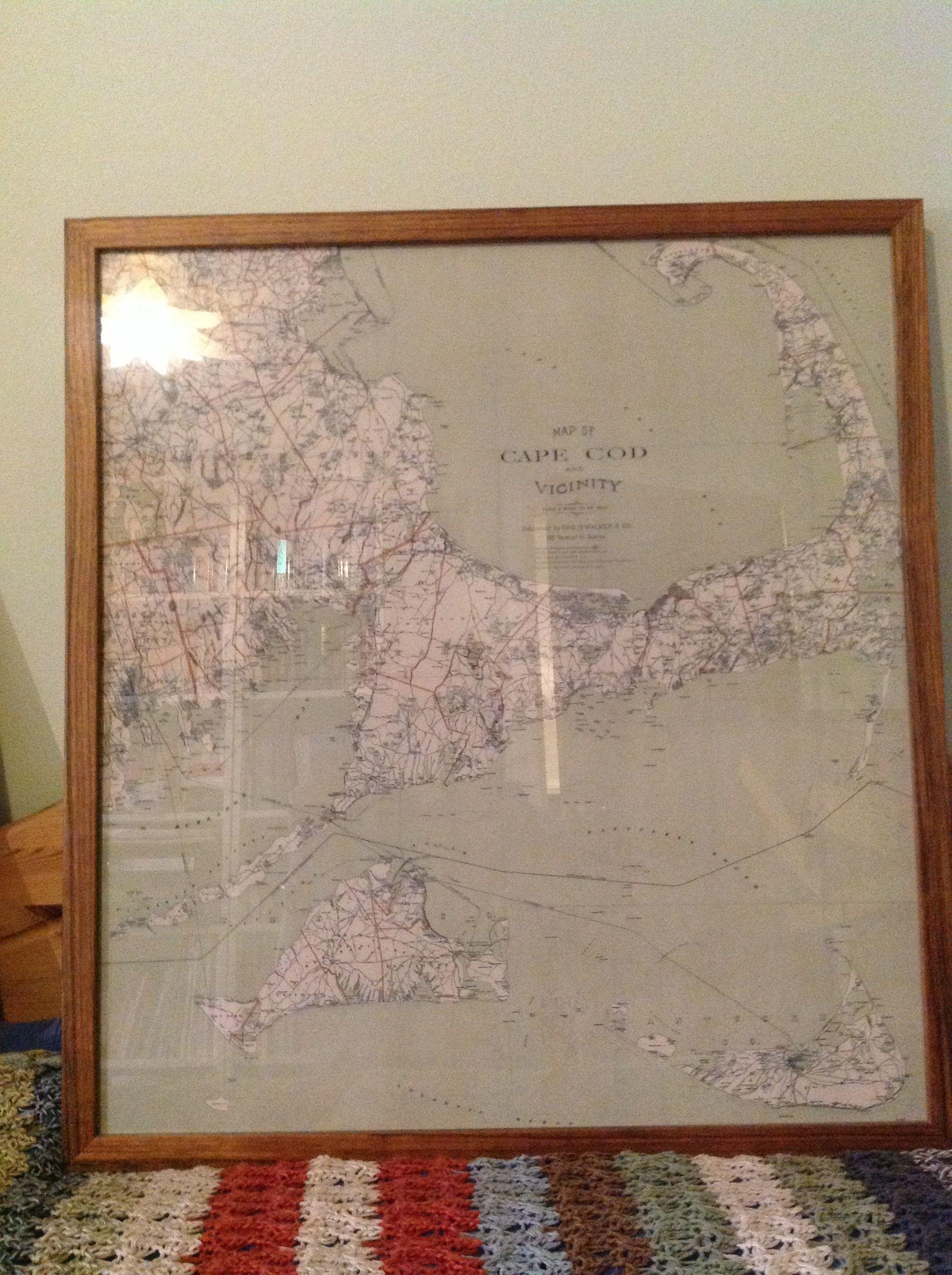 Kart på kontor