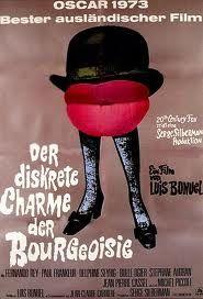 El discreto encanto de la burguesia 1972