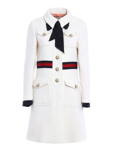 4056cee09 GUCCI Gucci Pkt Coat. #gucci #cloth #coats-jackets   Gucci in 2019 ...