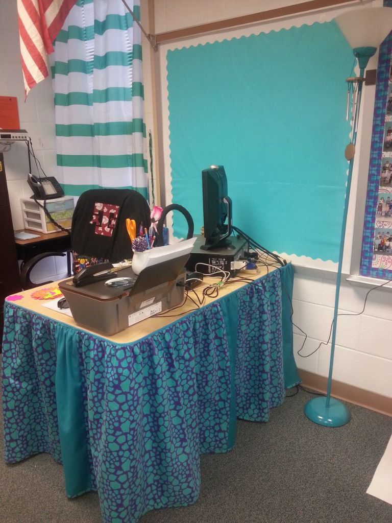 classroom teacher makeover pin blogspot com decor desk classroomsimple