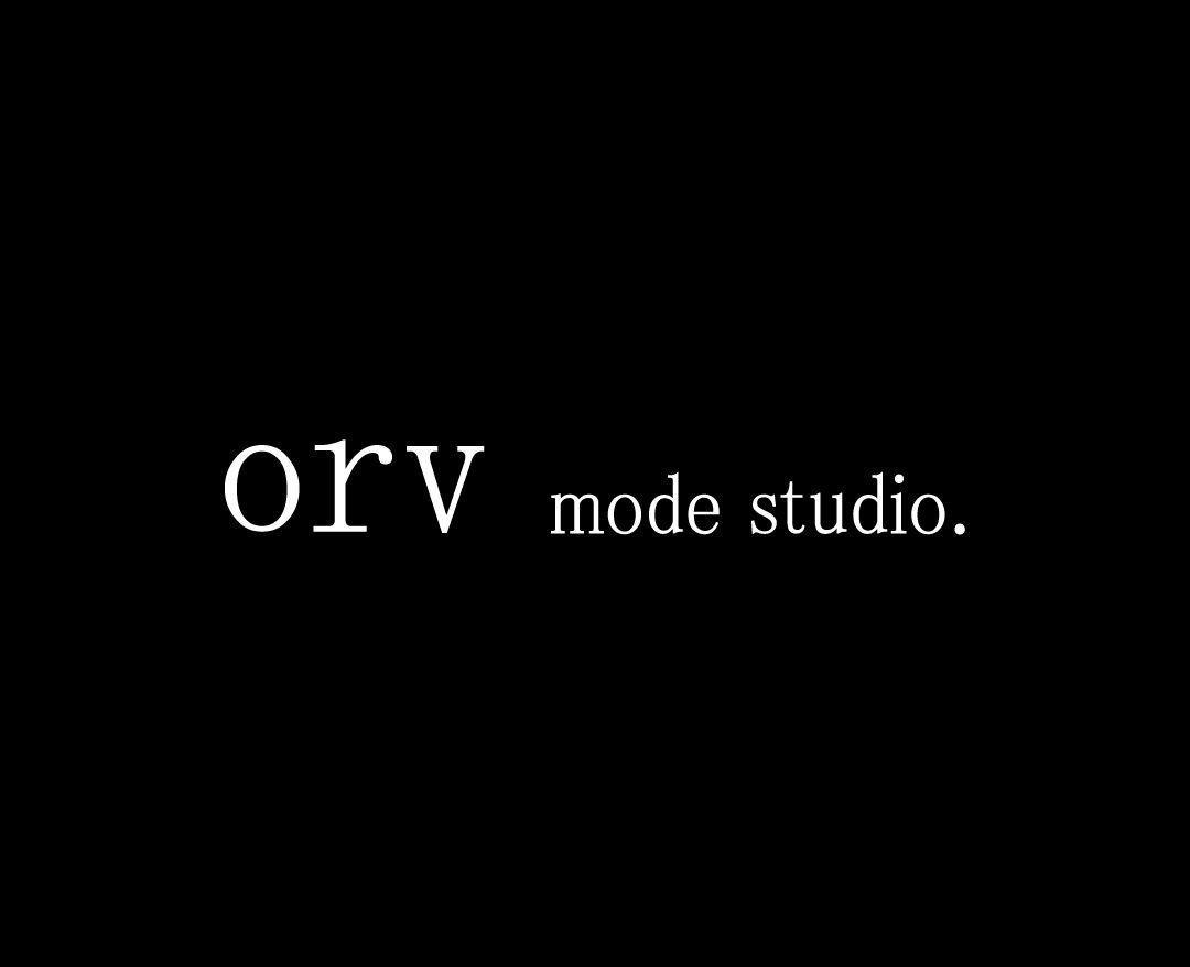 modeled&made by orv mode studio.