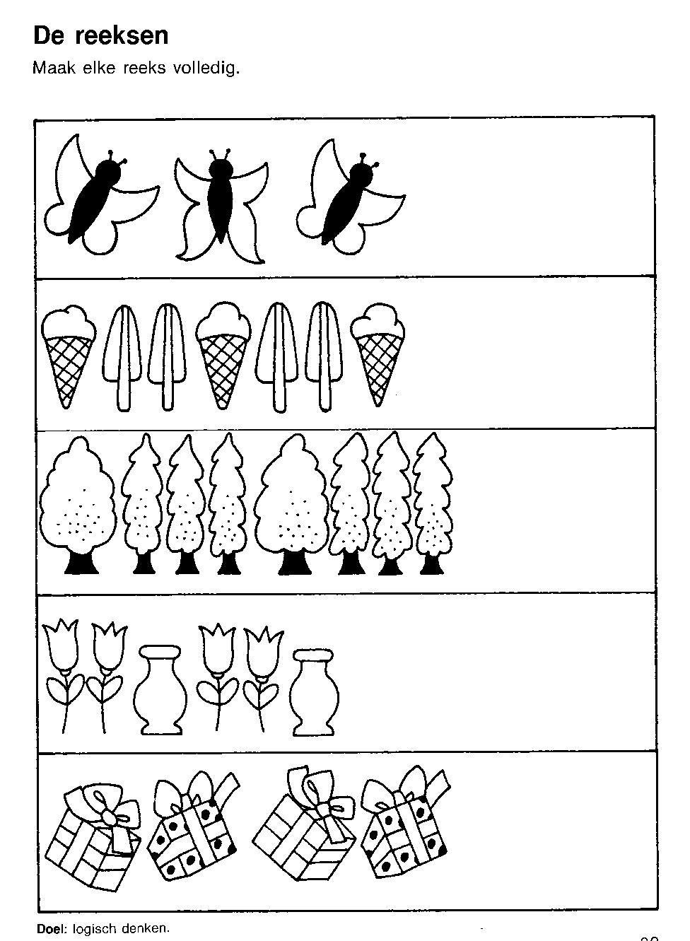 Cijfers Kleurplaat Klein 1 Sinterklaas Rekenen Groep 1 2 Werkbladen Google Zoeken Werkbladen