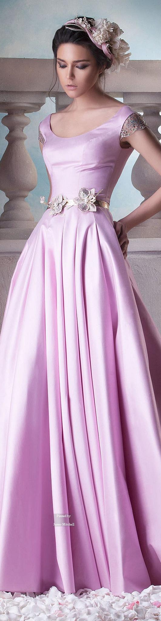 Hanna Touma Couture Spring-summer 2015 | wedding | Pinterest ...
