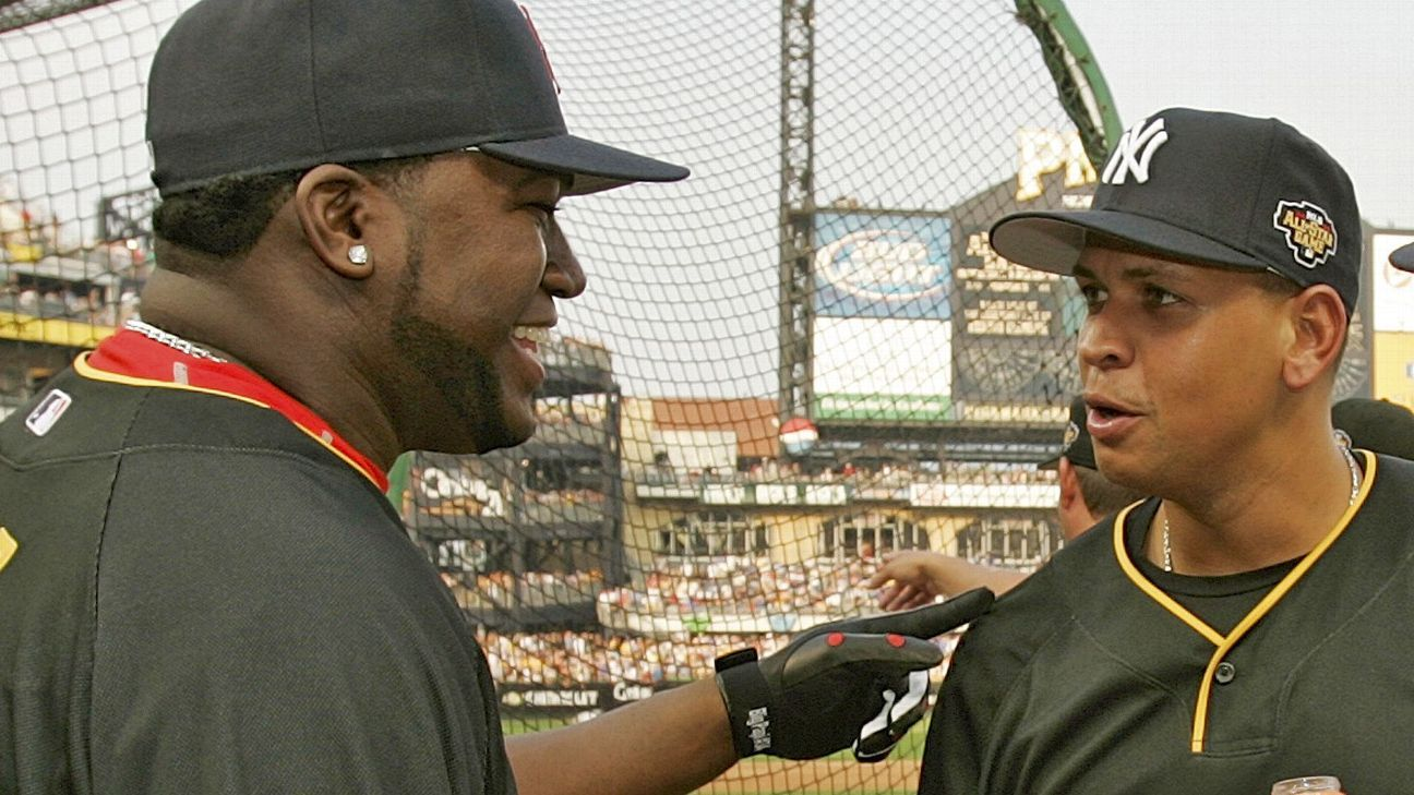 David and Goliaths How a young Big Papi beat Griffey, A