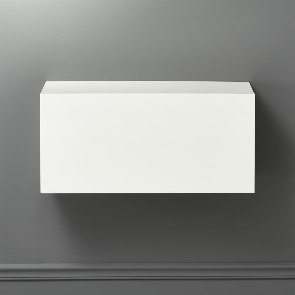 Hyde White 30 Wall Mounted Cabinet In 2019 Furniture