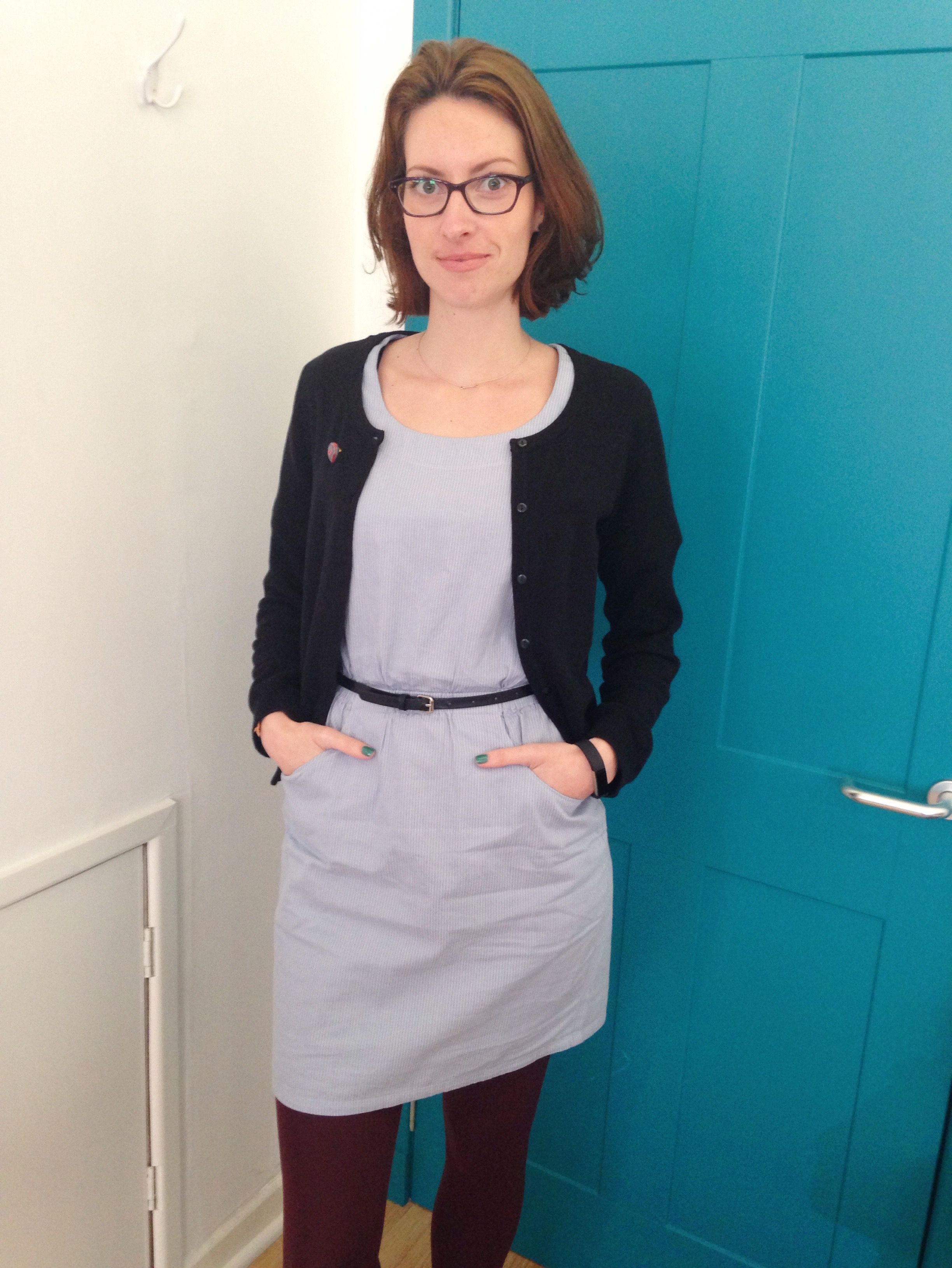 Bettine dress // Pattern by Tilly and the Buttons // Made by ...