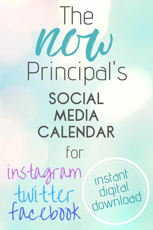 Coming Soon Social Media Calendar School Leadership Teacher Appreciation Week
