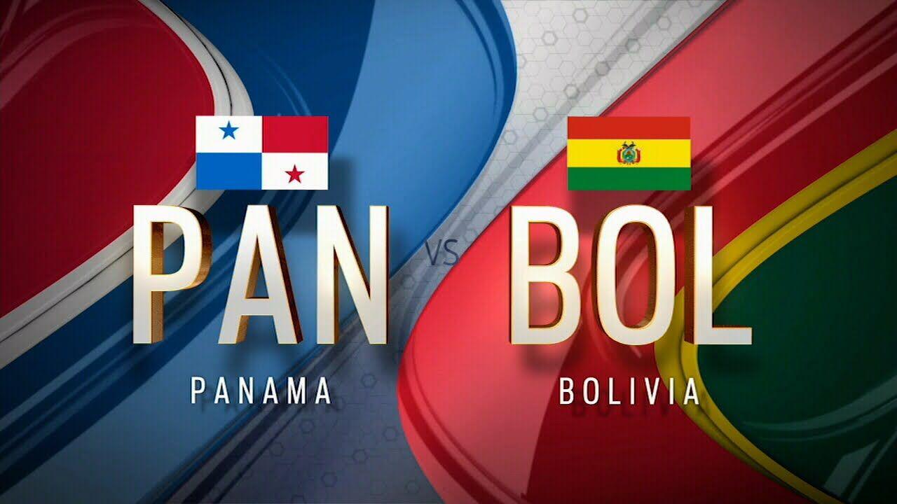 Panama vs. Bolivia Brazil, Ecuador, Football highlight