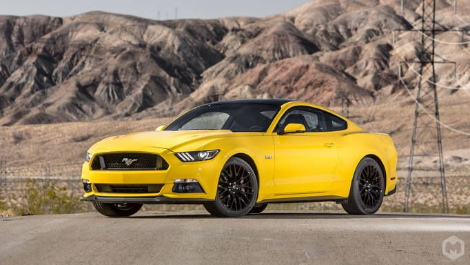 High Definition Ford Mustang Wallpaper Yellow 5 0 Mustang Gt Chevrolet Camaro Ford Mustang Gt