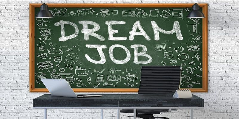 How To Get Your Dream Job & Get Hired In Your Dream