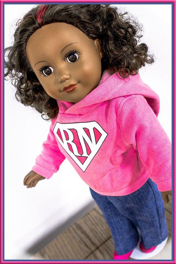 American Girl Doll Clothing, Hoodies, Sweatshirts, Sweatsuits, Jeans ...