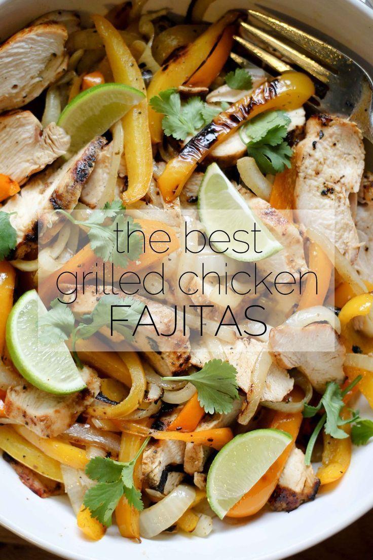 Chicken Fajita Marinade | Grilled or Sheet Pan Fajitas - #grillchickenbreastrecipes #grillchickenlegs #grillchickenmarinade #grillchickenpasta #grillchickenskewers #grillchickentacos #mexicangrillchicken #oventacos Chicken Fajita Marinade | Grilled or Sheet Pan Fajitas - #grillchickenbreastrecipes #grillchickenlegs #grillchickenmarinade #grillchickenpasta #grillchickenskewers #grillchickentacos #mexicangrillchicken #beeffajitamarinade Chicken Fajita Marinade | Grilled or Sheet Pan Fajitas - #gri #steakfajitamarinade